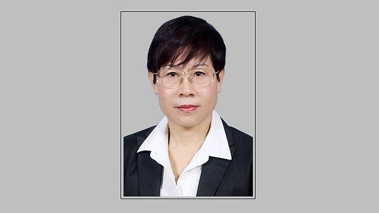 Kaufmännsiche Leiterin in China - Frau Ping Li