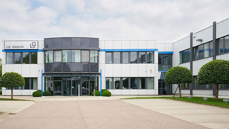 LQ Group Standort Deutschland