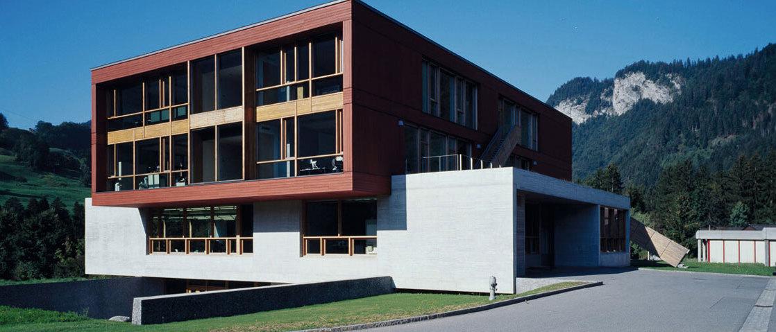 LQ-Gebäude Standort Schweiz