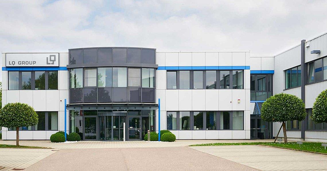 LQ Gebäude Deutschland