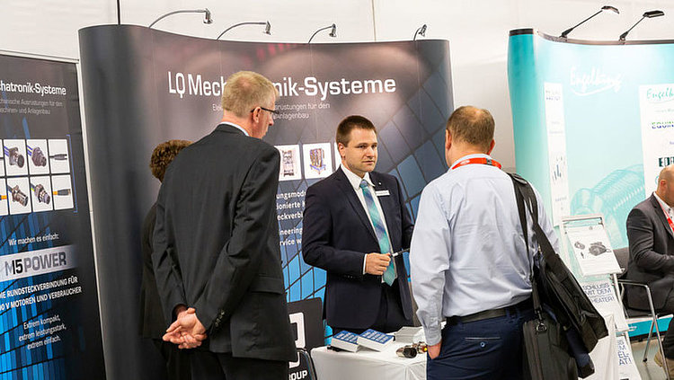 LQ Group beim Steckverbinderkongress