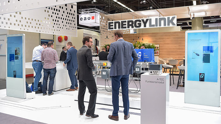 Neuer Messestand der LQ Group