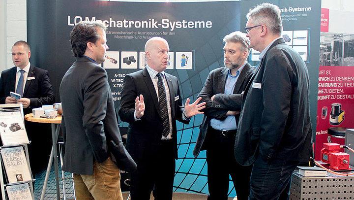 LQ Group auf der AUTel und dem Automationsforum