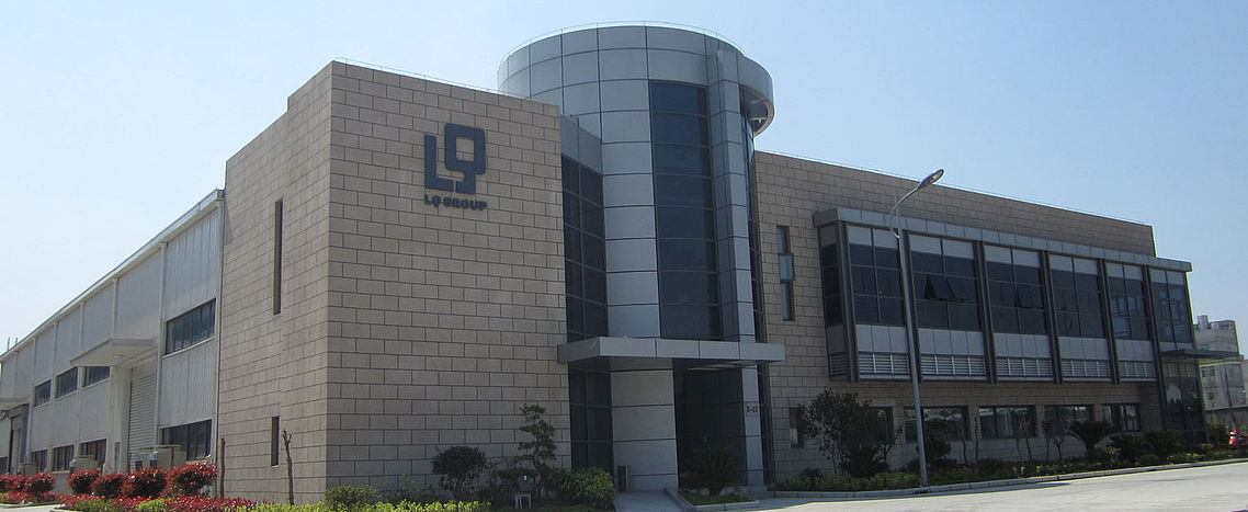 LQ-Gebäude Standort China